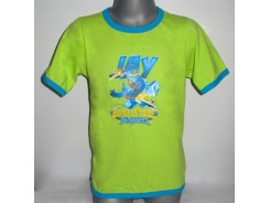 детска тениска къс ръкав ваденка