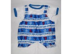 бебешки гащеризон с блузка
