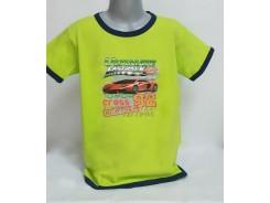 детска блуза къс ръкав за момче