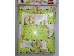 бебешки комплект с олекотена завивка хасе